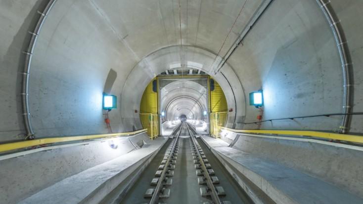 Gotthardbasistunnel
