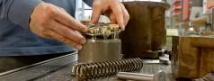 Reparaturen Industriehydraulik Pumpe