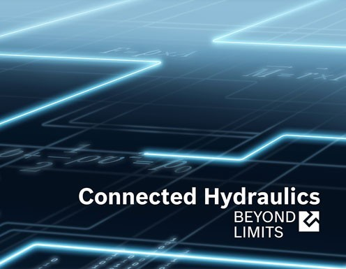 Connected hydraulics