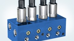 Compact hydraulics